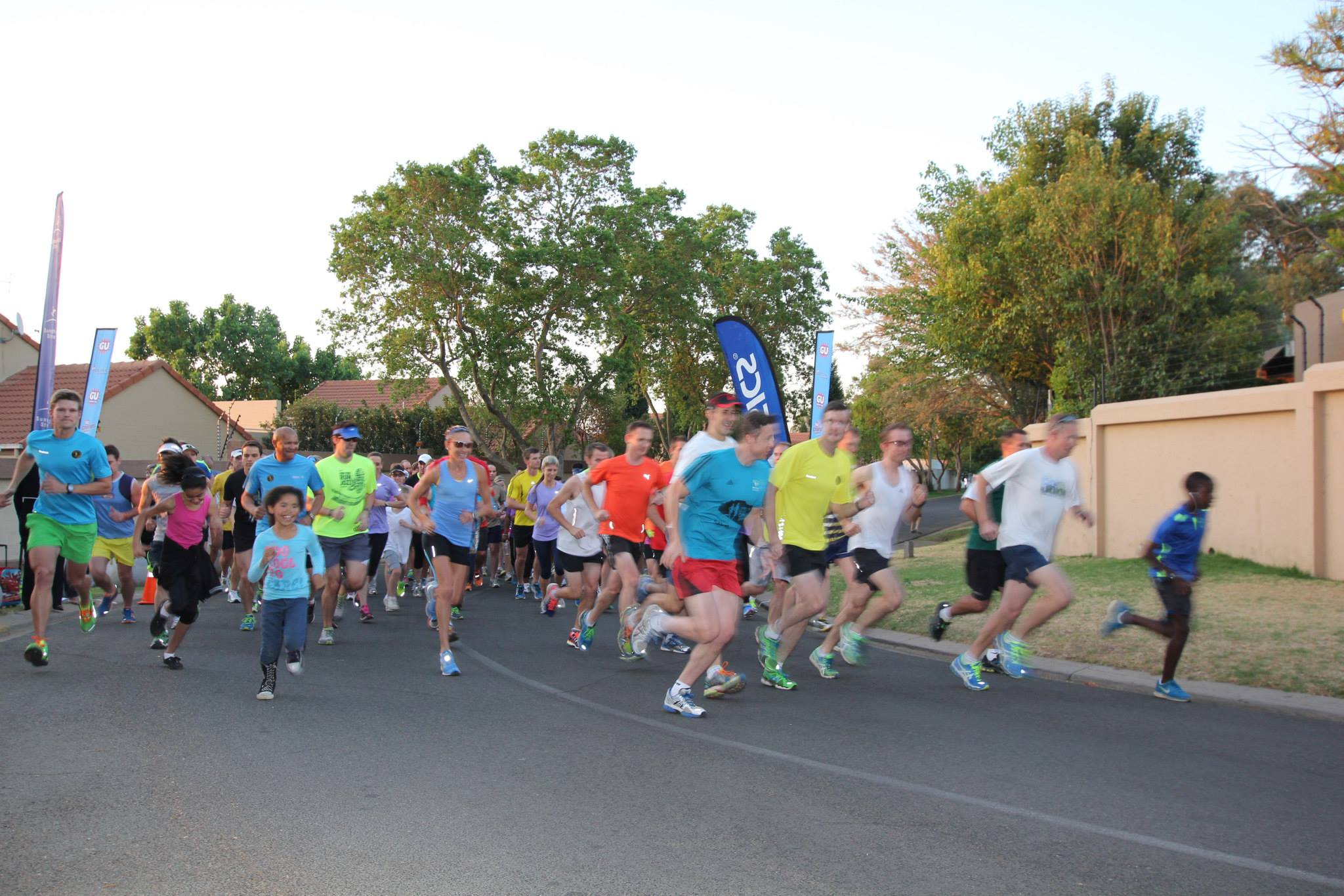 Weekend Runs & Challenges April to July 2021